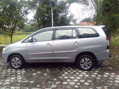 Accu Mobil Innova Bensin dijual mobil innova g 2015 m t bensin silver tangan