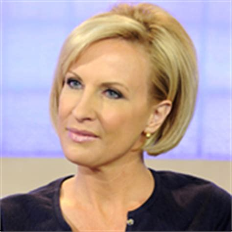 does mika brzezinski color her hair mika gets personal