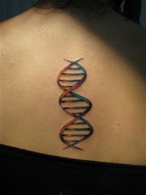 dna tattoo tattoo ideas pinterest
