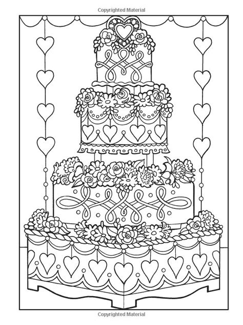 cake coloring pages for adults 66 best images about cupcakes cakes coloring pages for