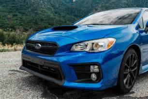Subaru Wrx Motor 2018 Subaru Wrx Test Review Motor Trend