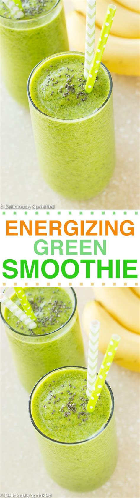 Quit Detox Smoothie by Best 25 Energy Smoothies Ideas On Energy