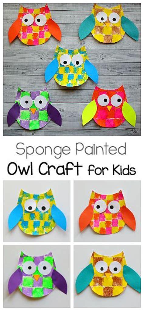 interactive pattern games for preschoolers 25 best ideas about owl crafts preschool on pinterest