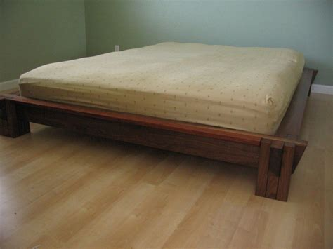 tatami bed tatami style bed finewoodworking