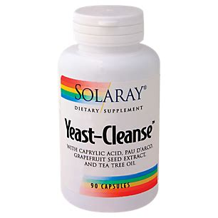Vitaminshoppe Detox 1 by Yeast Cleanse 90 Capsules By Solaray At The Vitamin Shoppe