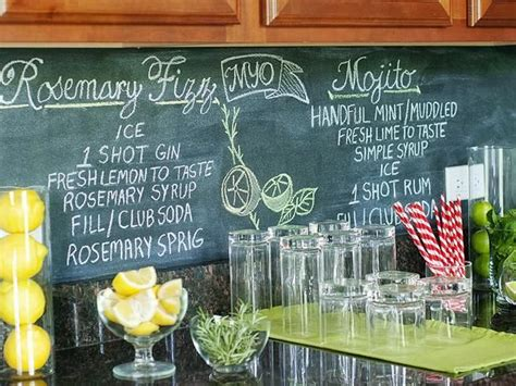 chalkboard paint ideas for bar 83 best images about staging ideas on bath