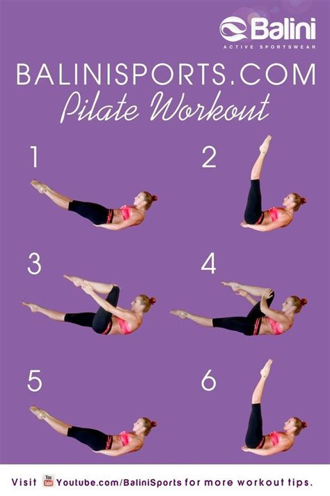 17 best ideas about pilates workout routine on