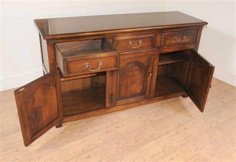 Dressers And Sideboards by Oak Georgian Dresser Base Server Buffet Sideboard