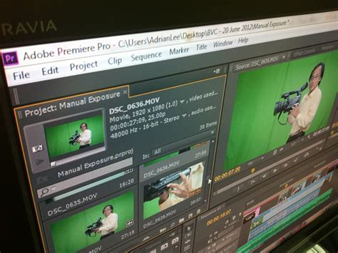 adobe premiere cs6 to cc getting started with adobe premiere pro cs6 adrian video