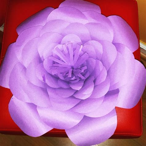 Construction Paper Flowers - 17 best images about flowers on tissue paper