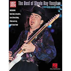 hal leonard    stevie ray vaughan guitar tab book guitar center