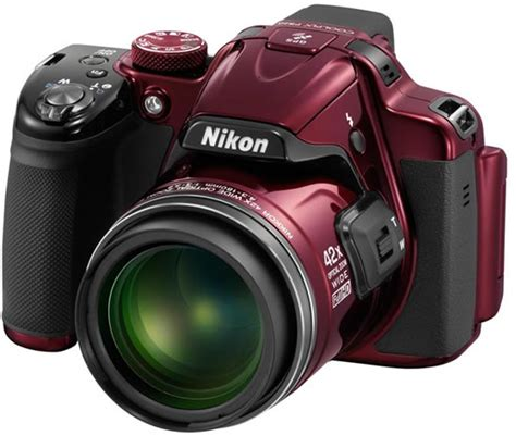 Kamera Nikon 42x Zoom Nikon Launches Coolpix P520 With The Most Powerful Zoom Lens In Coolpix History 42x Optical Zoom