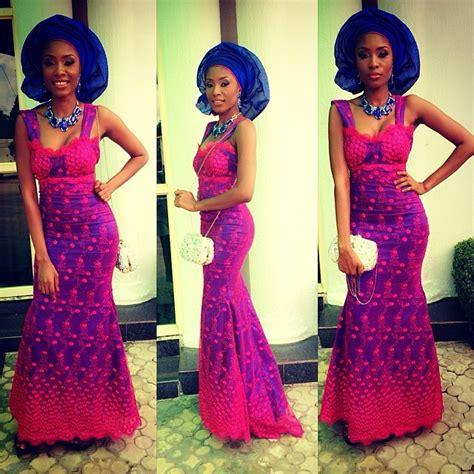 kamdora latest cord styles m a c k beauty and fashion mbf aso ebi styles
