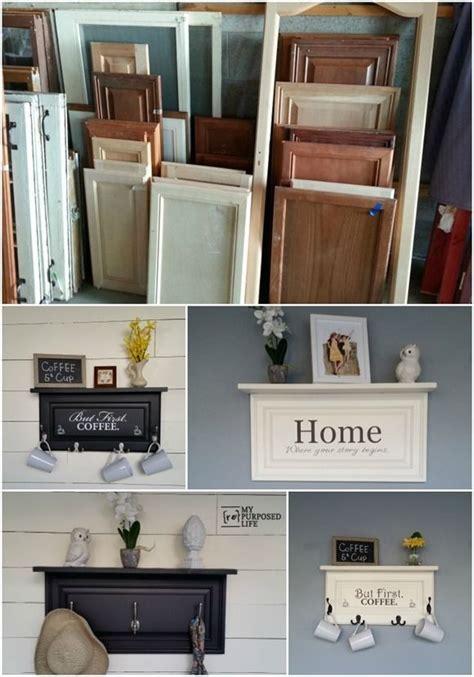 repurposing kitchen cabinets best 20 old cabinet doors ideas on pinterest