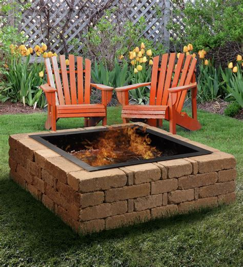Create The Perfect Space For Entertaining With The Menards Firepit