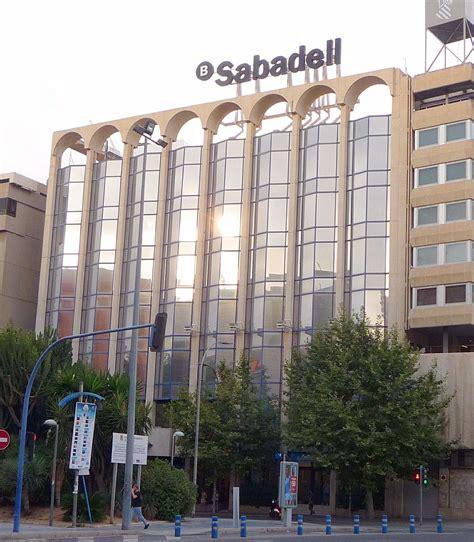 banc de sabadell barcelona banco sabadell la enciclopedia libre