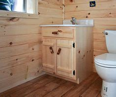 1000 images about bathroom on knotty pine