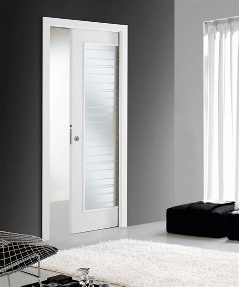 Interior Pocket Door The Pocket Door Materials For Design