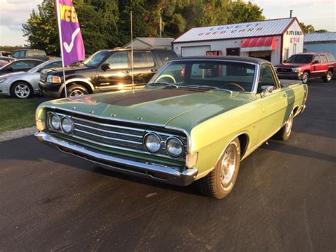 1969 Ford Ranchero by 1969 Ford Ranchero For Sale In Spencer In
