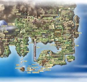 Kanto World Map by 1000 Images About Pok 233 Mon On Pinterest
