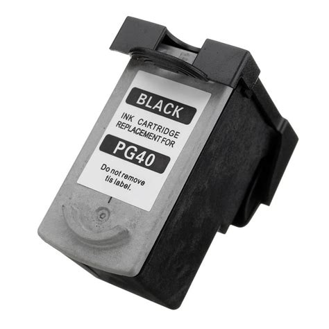 canon 40 mp pg 40 compatible ink cartridge for canon pg40 for canon