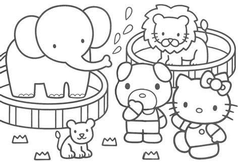 Free Coloring Pages July 2010 Printable Coloring Pages For Hello