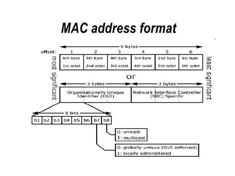 Mac Address Manufacturer Lookup Image Gallery Mac Address Format