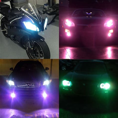 10k Hid Lights by 55w Hid Xenon Conversion Kit Headlights Error Canbus H7