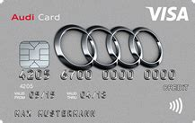 Audi Visa audi bank kreditkarten konditionen im test