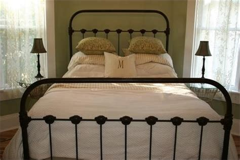 Black Wrought Iron Bed Frames Black Iron Bed Iron Works