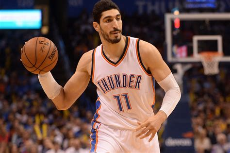 Okc Thunder Bench Reviewing Enes Kanter And His Future With The Okc Thunder