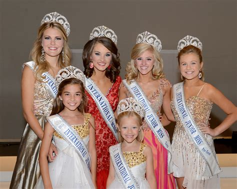 junior miss pageant jr miss pageant hair pageant question of the day blind