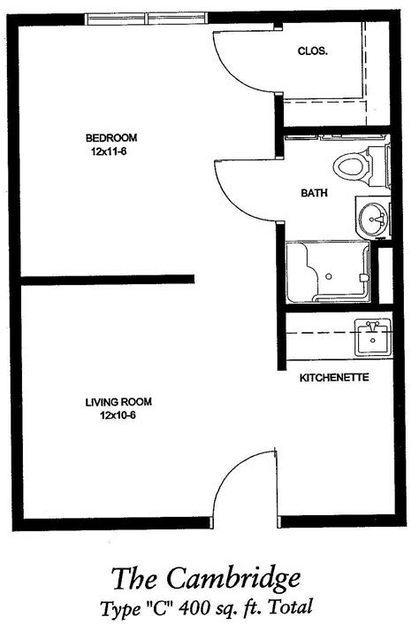 400 sq ft apartment floor plan search 400 sq ft