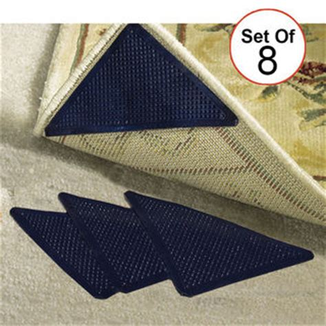 reusable rug grippers reusable rug grippers 8pc set just 10 98