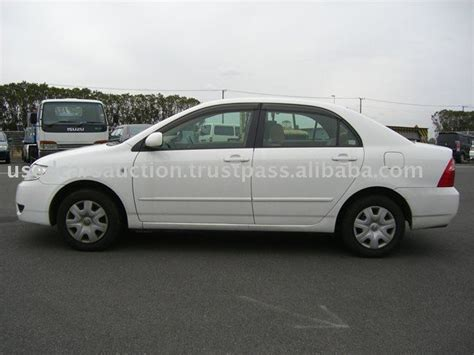 Buy Used Toyota Used Car Toyota Corolla 2005 Nze121 White From Japan Buy
