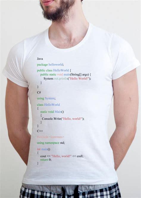 Tshirt Programer Code nerdy tshirt it tshirt programmer tshirt boyfriend