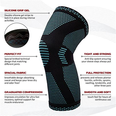 best basketball shoes for knee support powerlix compression knee sleeve best knee brace for