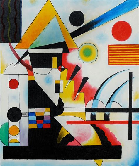 kandinsky swinging pin by solaris on art pinterest