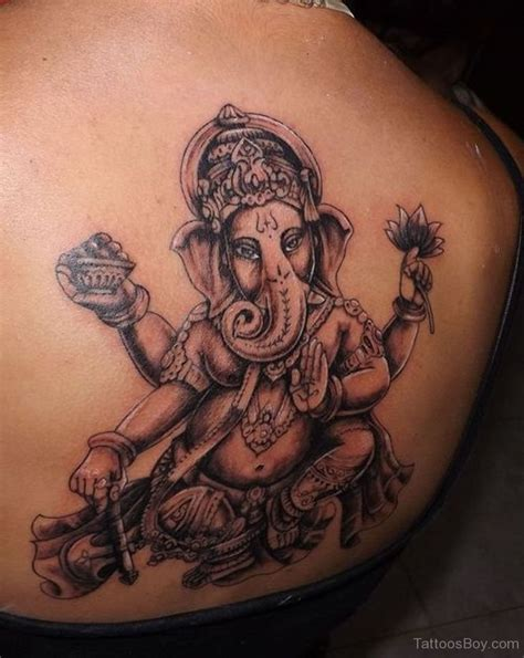 ganesha tattoo designs ganesha tattoos designs pictures page 21
