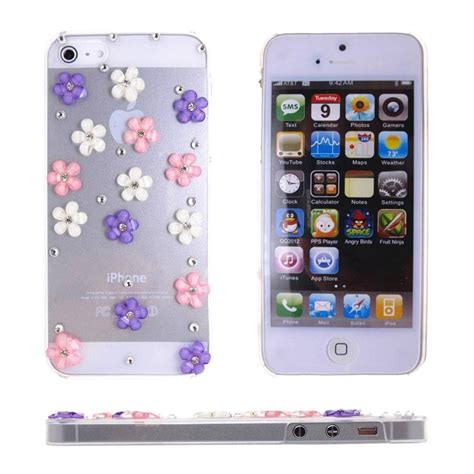 Casing 3d Pony Iphone 5 5s iphone 5 5s g1 luxury 3d bling cover ebay