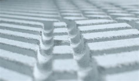riscaldamento a pavimento rdz pannello radiante a pavimento fiber 18 by rdz