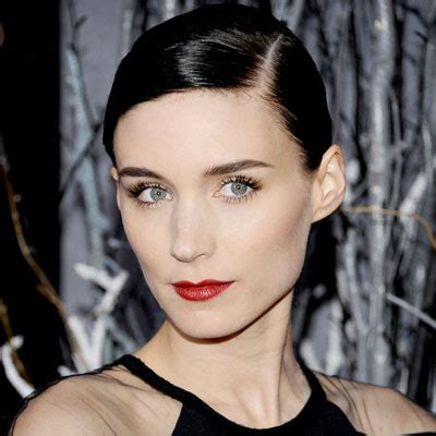 rooney mara short hair free and easy hair is in for 2012