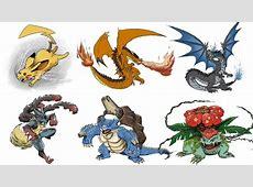 Realistic Pokemon Fanart Compilation Week #1 - YouTube Realistic Pokemon Fusions