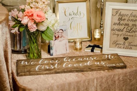 wedding gift table ideas wedding gift table ideas freeland photography