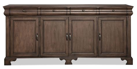 magnolia home traditional buffet levin furniture