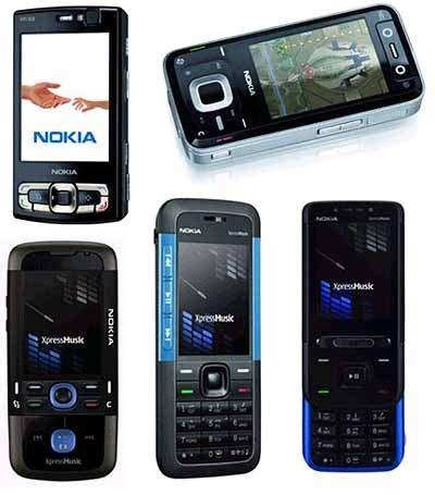 Hp Nokia Second Dibawah 500rb handphone bekas aneka handphone