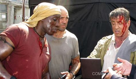 the expendables 3 2014 big screen action quot no great thing is created suddenly quot wesley snipes makes