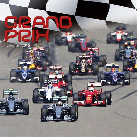 F1 Kalender 2018 Kalender 2018 Grand Prix Bei Europosters