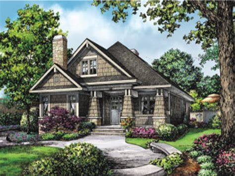 Mission Style House Plans by Craftsman Style House Plans Single Story Craftsman House