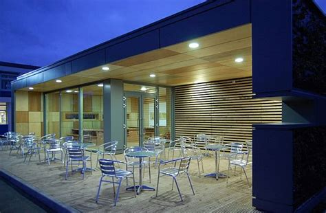 cafe design and build the straw bale cafe interior design in holme lacy